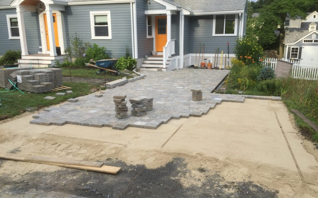 Advantages & Disadvantages of Stamped Concrete