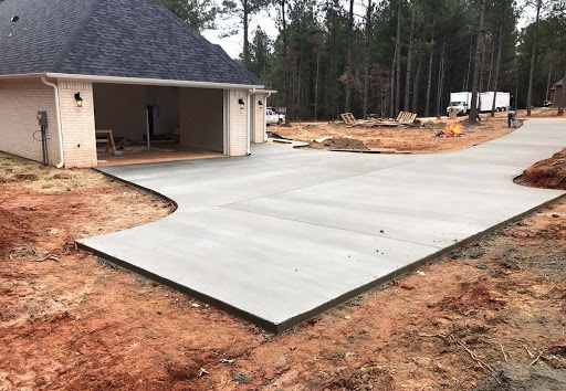 Benefits Of Laying A Concrete Driveway