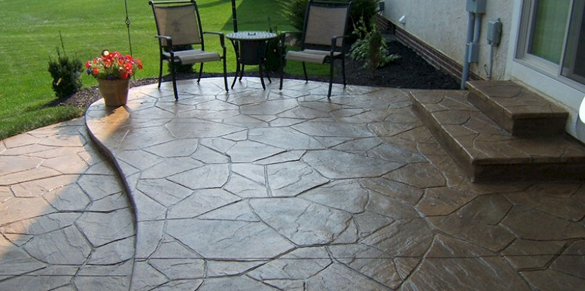 Learn About Stamped Concrete