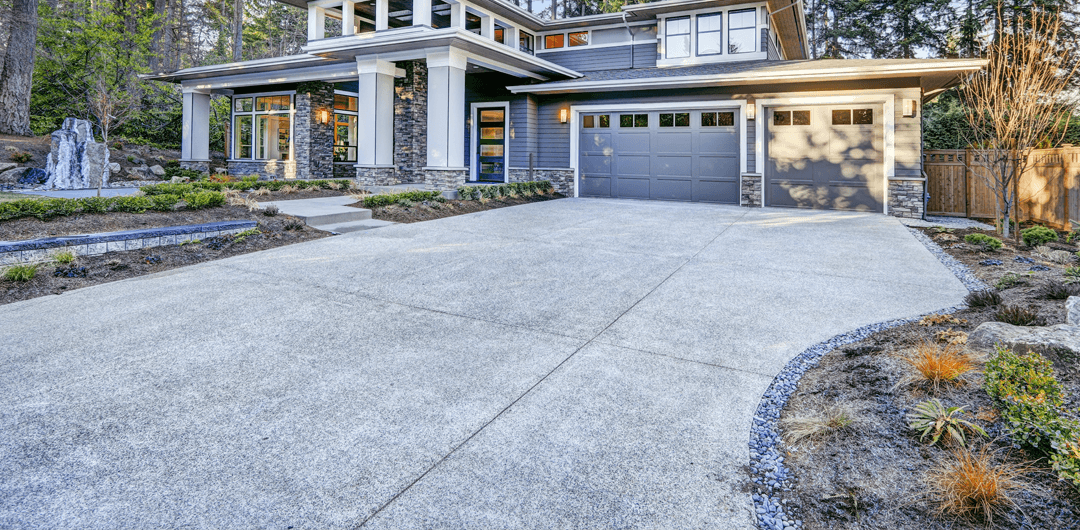 How To Make A Concrete Driveway Look Better?