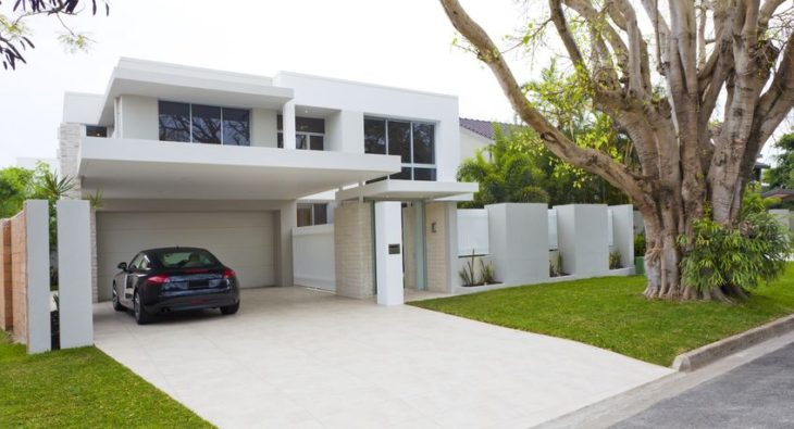 How to Make a Concrete Driveway Stand Out