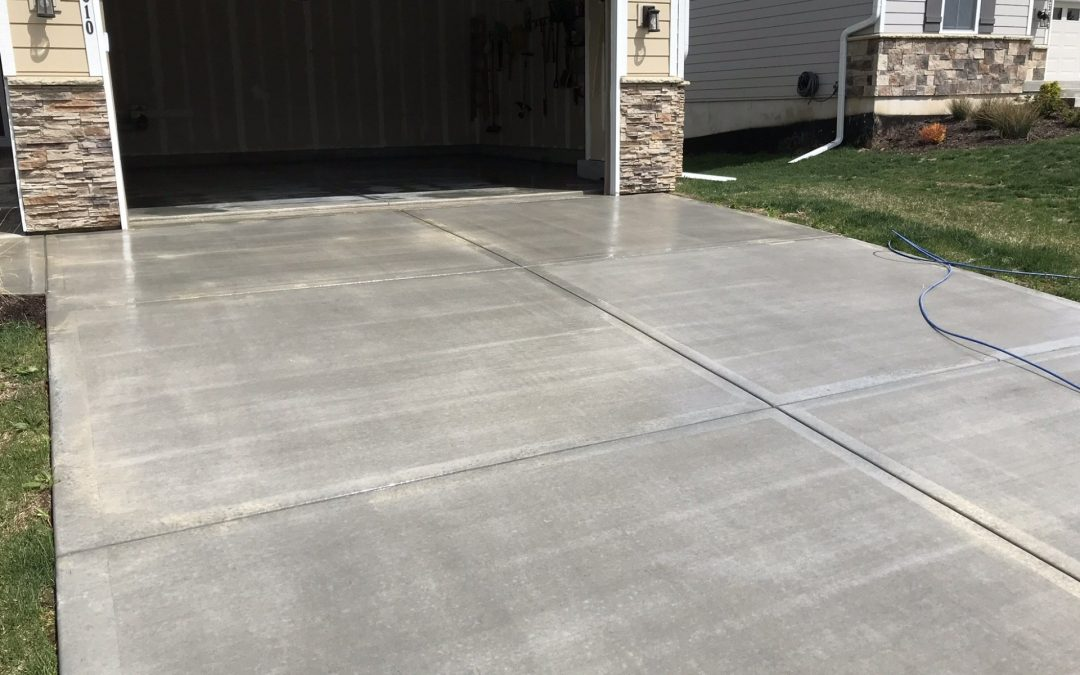 How to Reseal Traditional Concrete