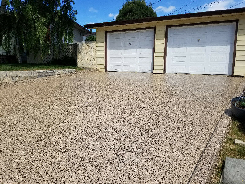Should I Resurface, Repair, Or Replace My Concrete Driveway?