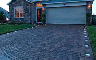 There Are The Benefits of Installing Solar Powered Driveway Lighting