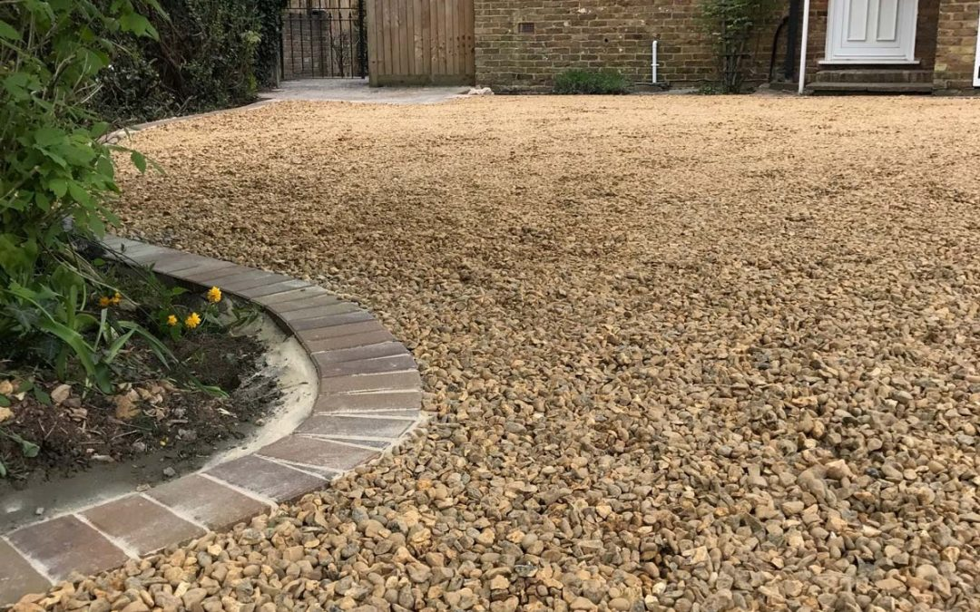 How to Perfectly Install a Gravel Driveway Step by Step