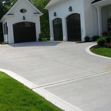 Concrete Inspection Checklist For Elegant Driveway