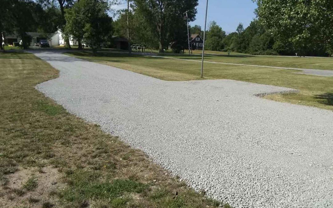 Crushed Stone and Gravel Driveways: Choosing the Right Material
