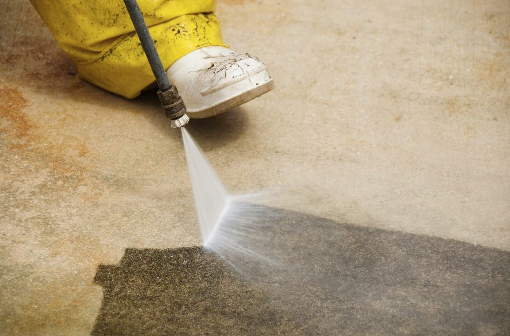 Proper Way On How To Pressure Wash Your Driveway