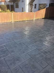 List Of Benefits On Having An Imprinted Concrete Driveway