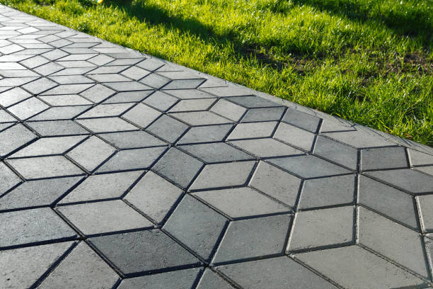 Block Paving or Pattern Imprinted Concrete For Your Driveway