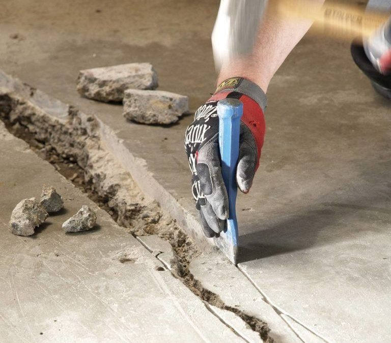 Options For Fixing A Crack In Concrete Driveway