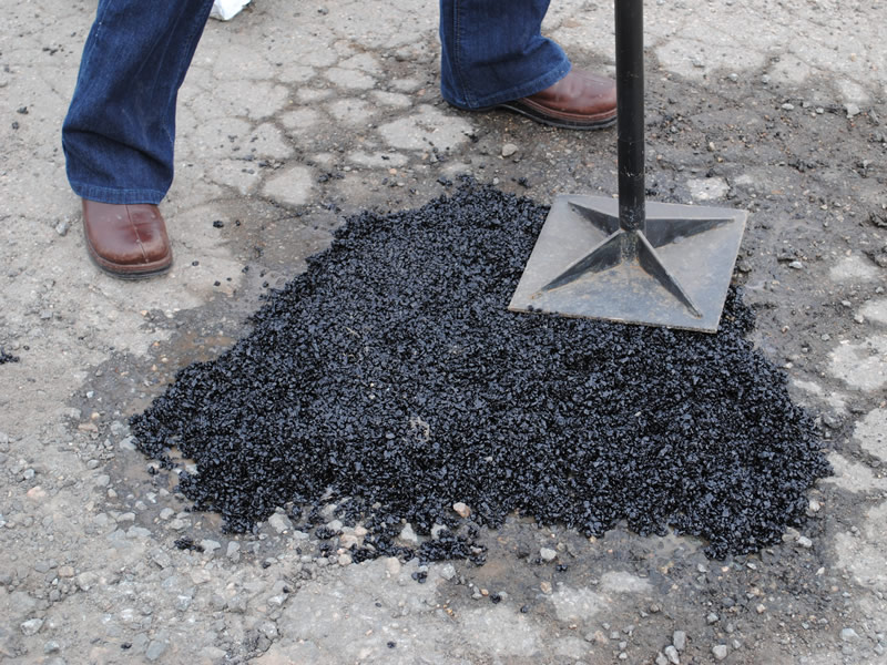 Step By Step: Patching And Repairing Your Asphalt Driveway