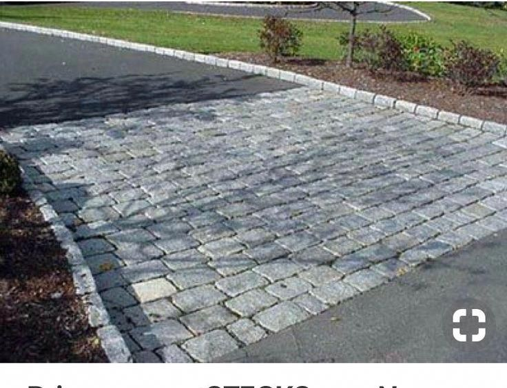 How to: Repairing Your Cobblestone Driveways