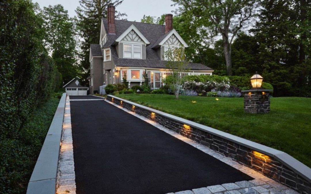 Pros and Cons of Installing A New Asphalt Driveway