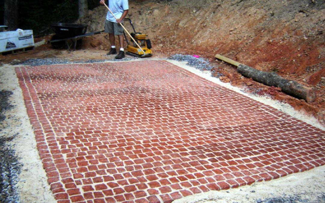 How to Install Cobblestone In Your Driveway