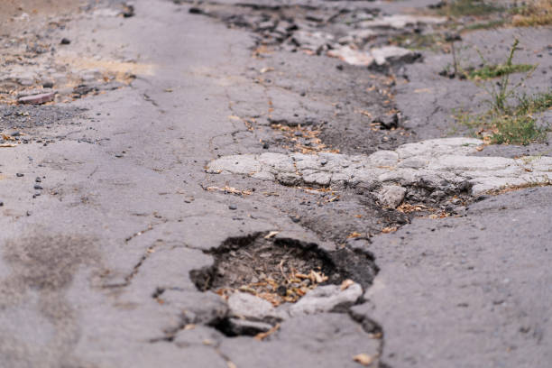 How to Fix Crumbling Asphalt Driveway: The Definitive Guide