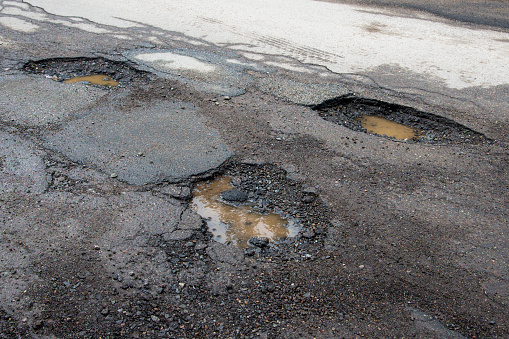 Ways to Prevent Potholes: Get Rid of Potholes in Your Driveway