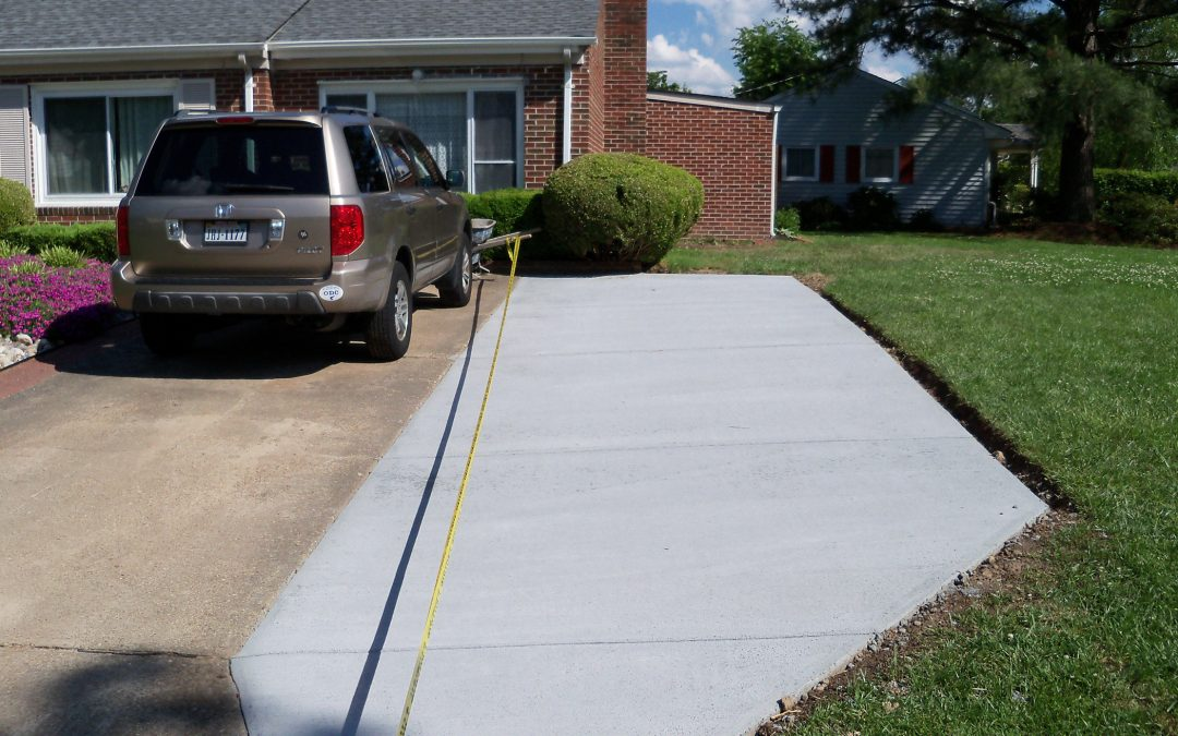 Knowledge Of Planning On Expanding Your Driveway
