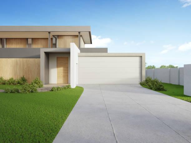 Concrete for Driveway Repair Option